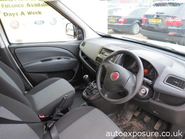 2013 Fiat Doblo 1.3 Multijet 16V image 4