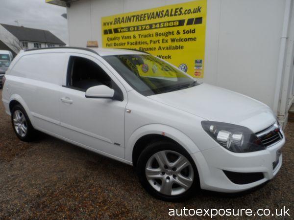 2009 Vauxhall Astravan Sportive 1.7 CDTi image 1
