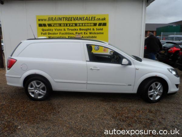 2009 Vauxhall Astravan Sportive 1.7 CDTi image 2