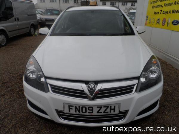 2009 Vauxhall Astravan Sportive 1.7 CDTi image 3