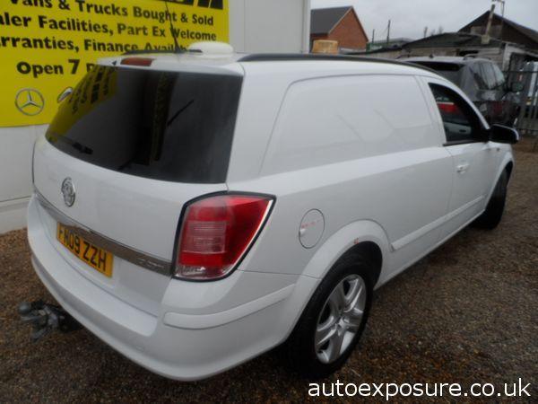 2009 Vauxhall Astravan Sportive 1.7 CDTi image 4