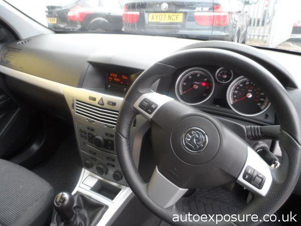 2009 Vauxhall Astravan Sportive 1.7 CDTi image 7