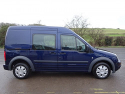 2012 Ford Transit Connect T230 Trend Hr Dcb image 4