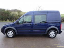 2012 Ford Transit Connect T230 Trend Hr Dcb image 5