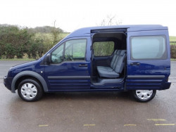 2012 Ford Transit Connect T230 Trend Hr Dcb image 6