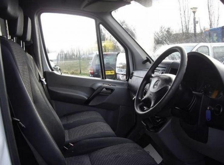 2007 Mercedes-Benz Sprinter 2.1 311 CDI image 6
