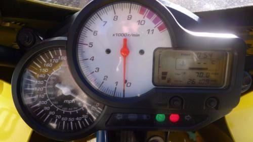 2002 HONDA VTR 1000 F FIRESTORM image 3