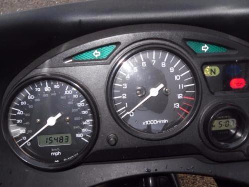 2004 SUZUKI GSX 750 FK3 image 3