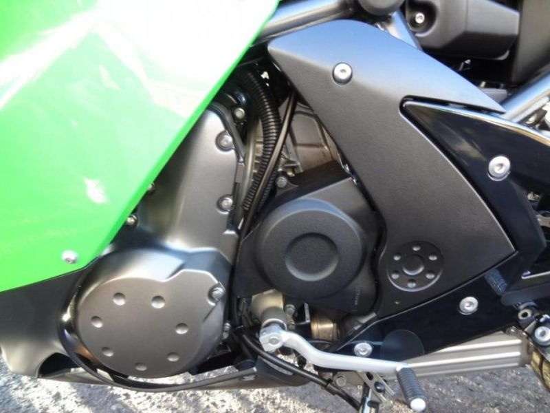 2008 Kawasaki ER6F image 3