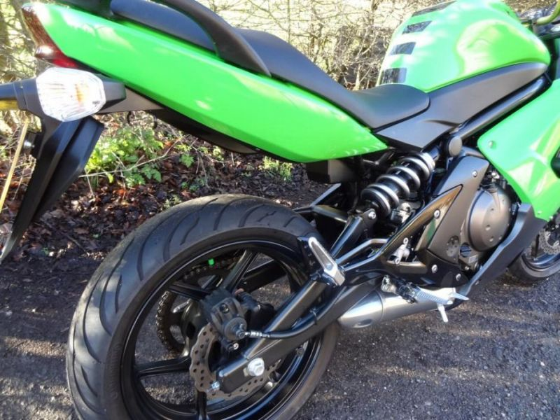 2008 Kawasaki ER6F image 4