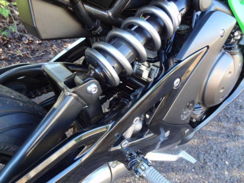 2008 Kawasaki ER6F image 8