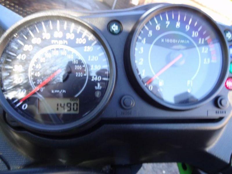 2008 Kawasaki ER6F image 9