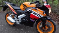 2012 Honda CBR125 R-C Repsol