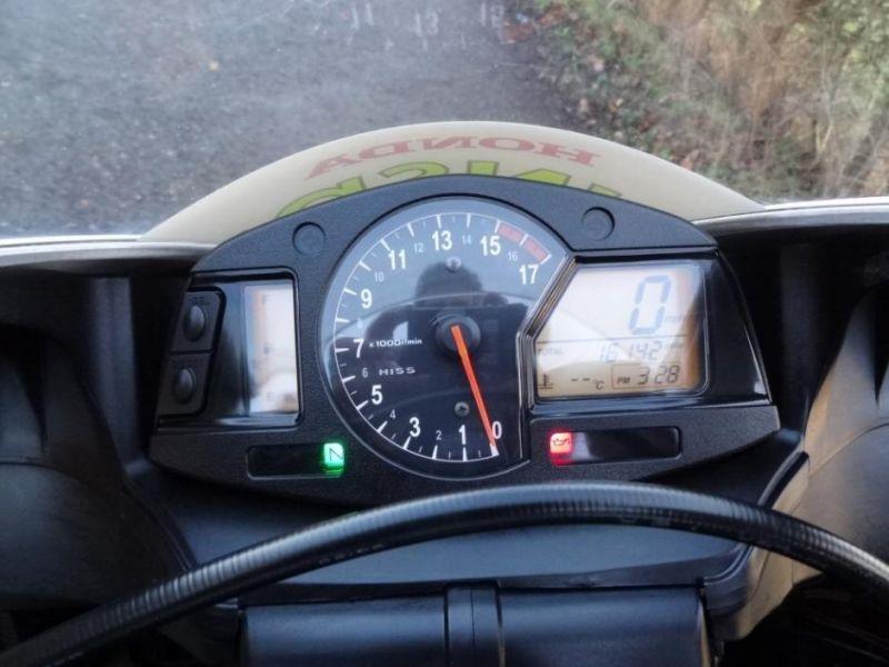 2008 Honda CBR600RR-8 Hannspree image 5