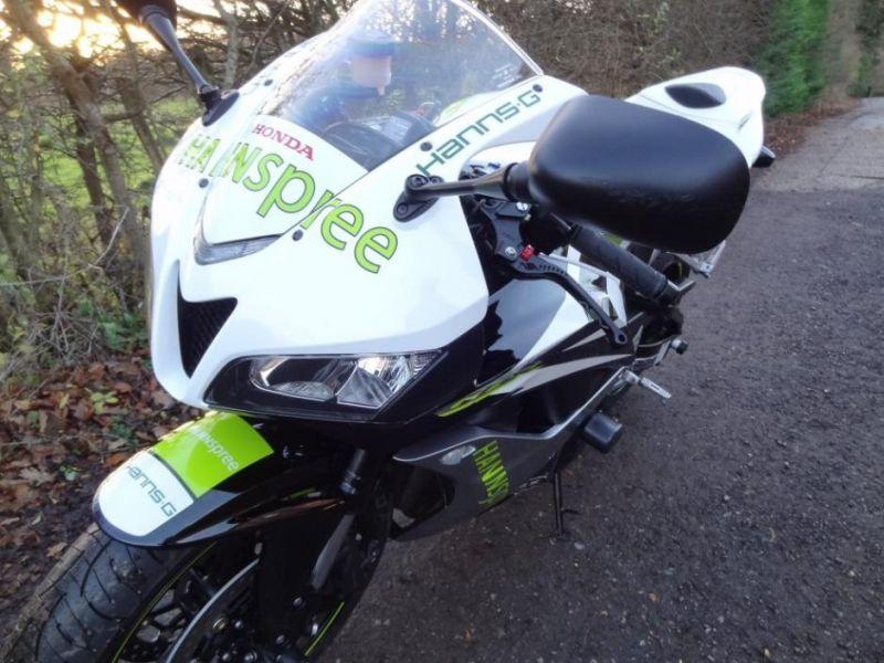 2008 Honda CBR600RR-8 Hannspree image 6
