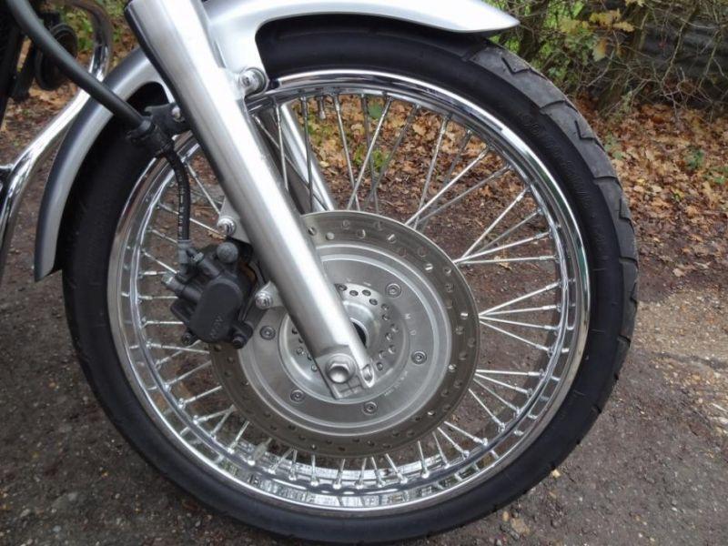 2009 Honda VT750 C2 Shadow image 8