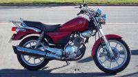 2014 Yamaha YBR 125 Custom