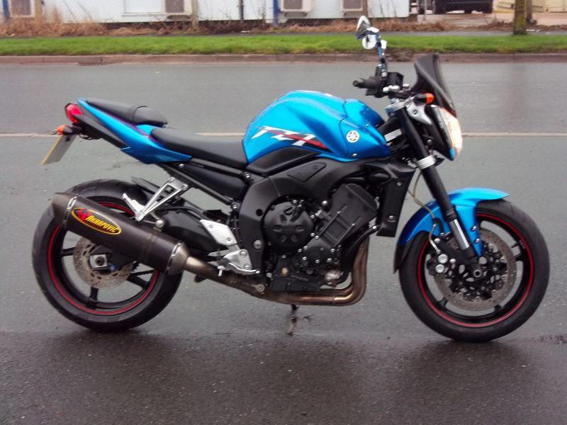 2007 Yamaha FZ1 N image 1