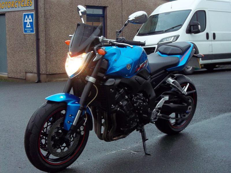 2007 Yamaha FZ1 N image 3