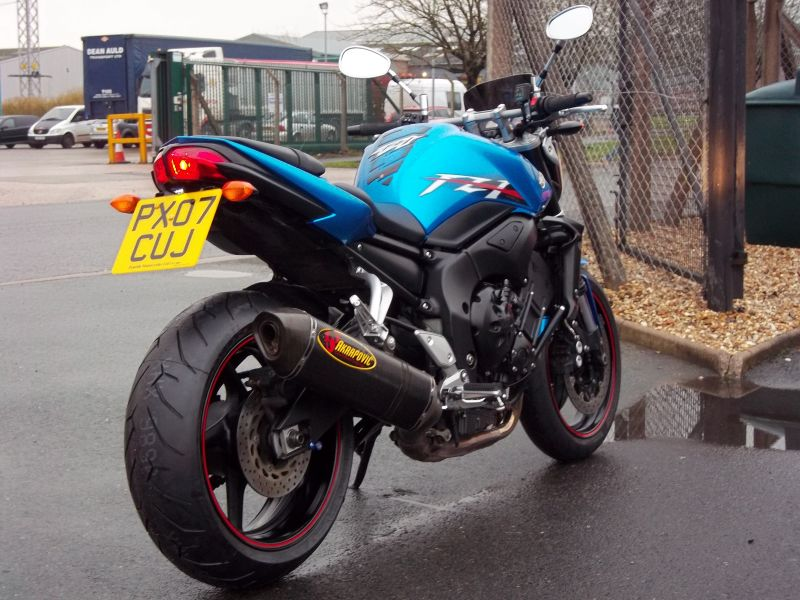2007 Yamaha FZ1 N image 9
