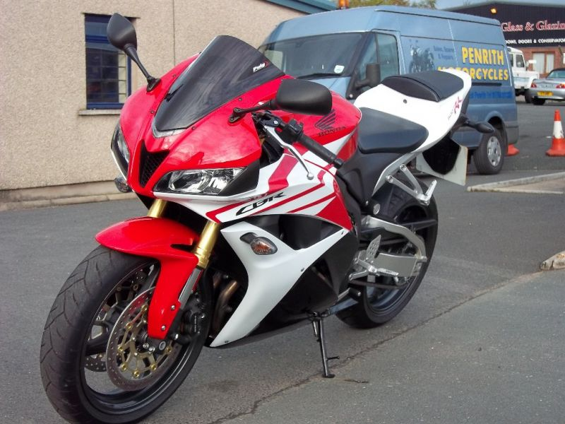 2013 Honda CBR600 RR 600 RR-C image 4