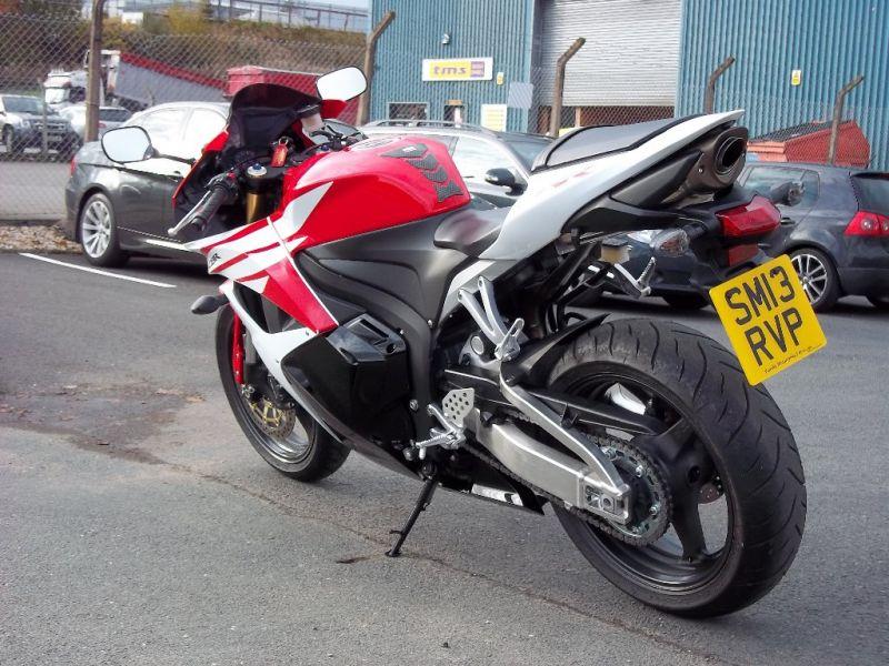 2013 Honda CBR600 RR 600 RR-C image 6