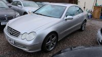 2003 MERCEDES-BENZ 3.2 CLK320 2d