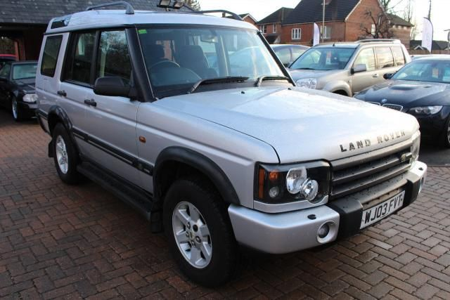 2003 LAND ROVER DISCOVERY 2.5 TD5 GS 5STR 5d image 1