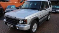 2003 LAND ROVER DISCOVERY 2.5 TD5 GS 5STR 5d image 3