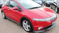 2007 HONDA CIVIC 2.2 I-CTDI TYPE-S GT 3d