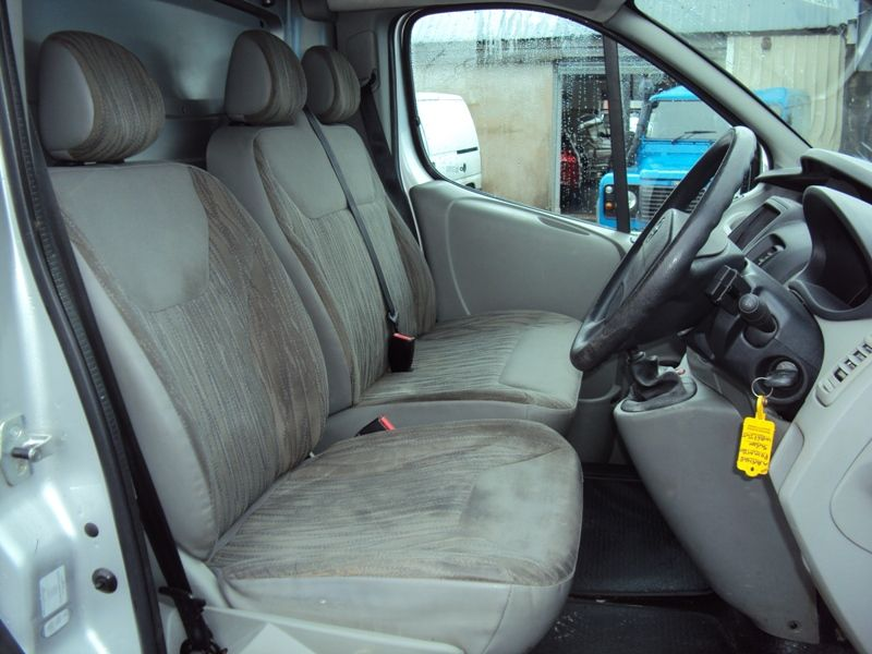 2012 Nissan Primastar 2.0dCI image 7