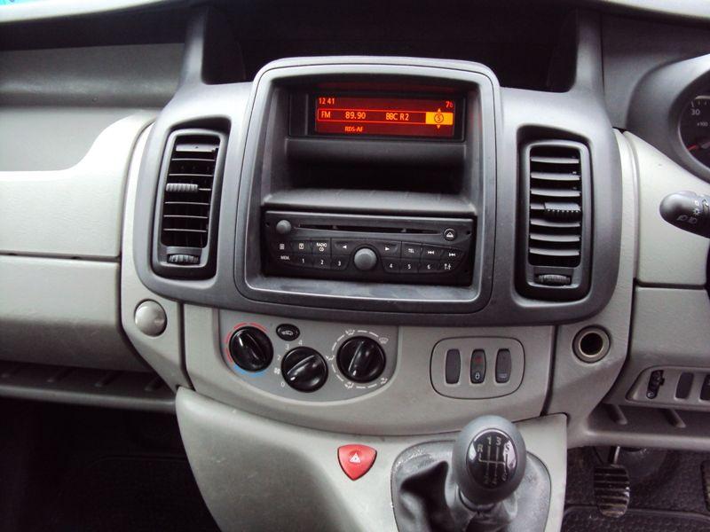 2012 Nissan Primastar 2.0dCI image 9