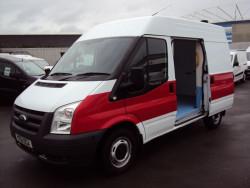 2011 Ford Transit 2.2TDCi