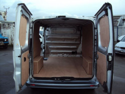 2011 Vauxhall Vivaro 2.0CDTi image 5