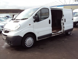 2011 Vauxhall Vivaro 2.0CDTi