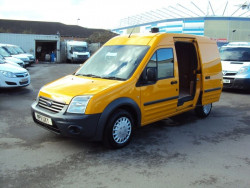 2011 Ford Transit Connect 1.8TDCi
