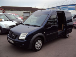 2012 Ford Transit Connect 1.8TDCi