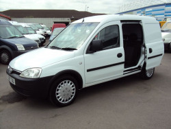 2009 Vauxhall Combo 1.3 CDTi