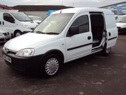 2010 Vauxhall Combo 1.3CDTi