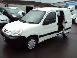 2008 Peugeot Partner 1.6HDi