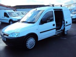 2007 Vauxhall Combo 1.3CDTi