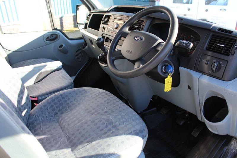 2012 Ford Transit T350 100 Bhp 2.2 Tdci image 9