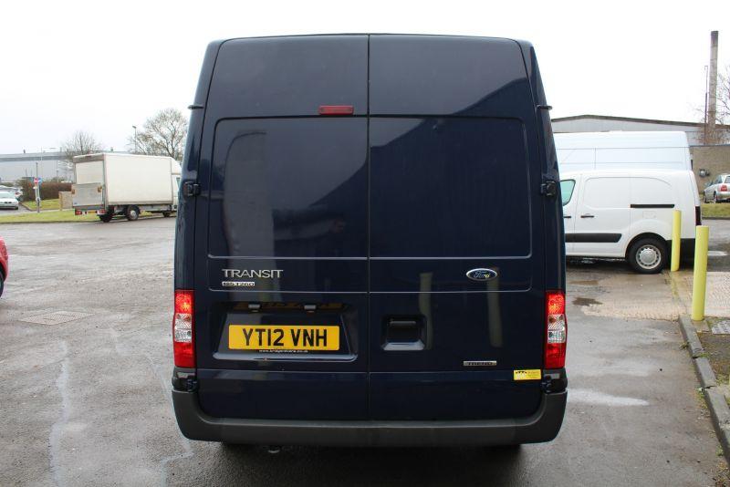 2012 Ford Transit T260 125 Bhp 2.2 Tdci image 5