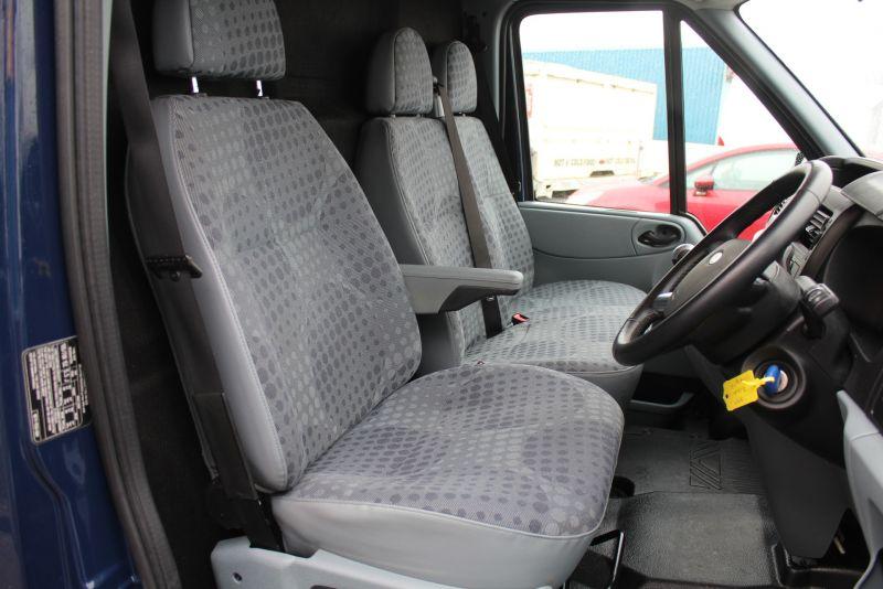 2012 Ford Transit T260 125 Bhp 2.2 Tdci image 10
