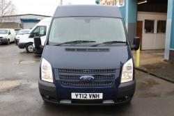 2012 Ford Transit T260 125 Bhp 2.2 Tdci image 2