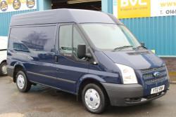 2012 Ford Transit T260 125 Bhp 2.2 Tdci image 3