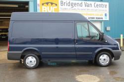 2012 Ford Transit T260 125 Bhp 2.2 Tdci image 4