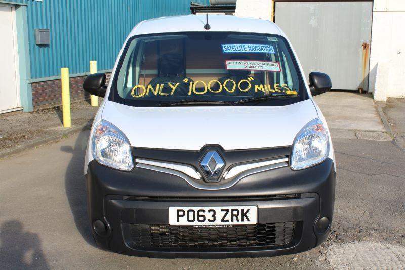 2013 Renault Kangoo Ml19 Energy 1.5 Dci image 2