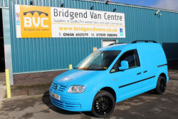 2010 Volkswagen Caddy C20 2.0 Sdi Plus