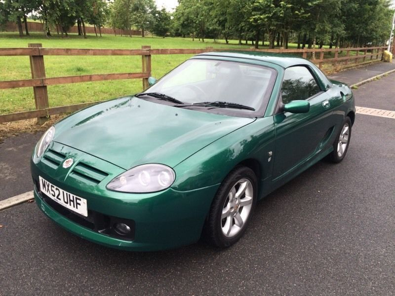 2003 MG TF for sale image 1